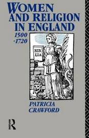 Women and Religion in England by Patricia Crawford image