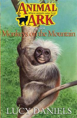 Monkeys on the Mountain by Lucy Daniels image