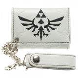 Legend of Zelda: Triforce Wallet with Chain