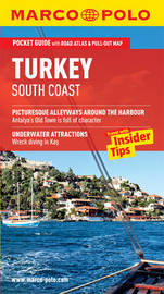 Turkey South Coast Marco Polo Pocket Guide by Marco Polo