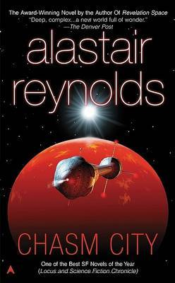 Chasm City by Alastair Reynolds image