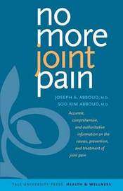 No More Joint Pain by Joseph A. Abboud image