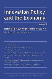 Innovation Policy and the Economy: v. 10 image