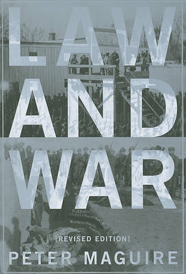Law and War by Peter Maguire image