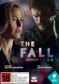 The Fall - Series 1-3 - Box Set on DVD