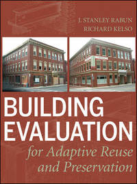 Building Evaluation for Adaptive Re-use and Preservation by J.Stanley Rabun image