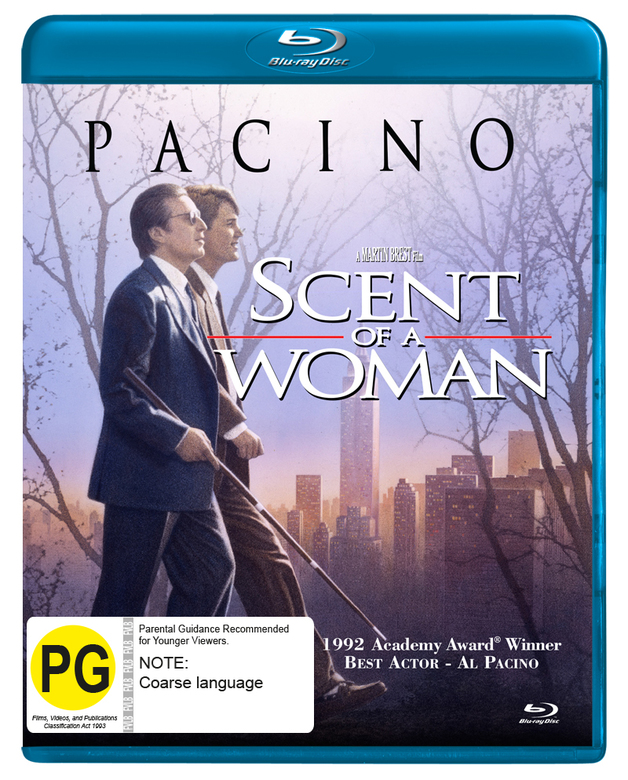 Scent Of A Woman on Blu-ray
