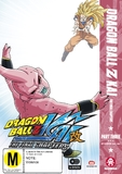 Dragon Ball Z Kai: The Final Chapters - Part 3 (eps 48-71) on DVD