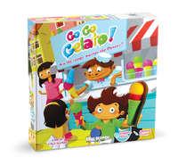 Go Go Gelato! - Board Game