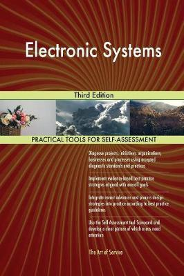 Electronic Systems Third Edition by Gerardus Blokdyk image