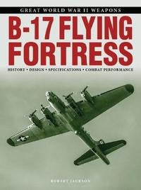 B-17 Flying Fortress by Robert Jackson