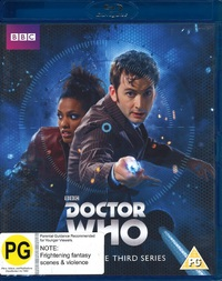 Doctor Who: The Complete Third Series on Blu-ray