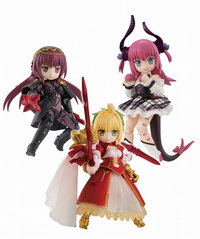 Desktop Army: Fate/Grand Order Vol.2 - Mini Figure Set
