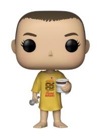 Stranger Things S2: Eleven (Burger T-Shirt) - Pop Vinyl Figure