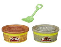 Play-Doh: Wheels 2-pack - Cement & Stone