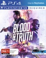 Blood & Truth VR for PS4