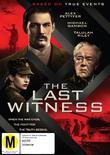 The Last Witness on DVD