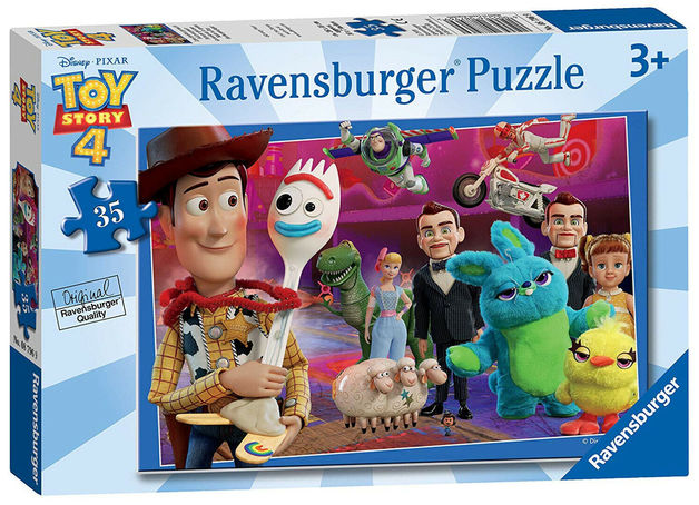 Ravensburger: 35 Piece Puzzle - Toy Story 4