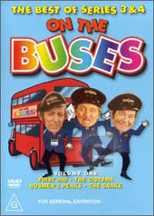 On The Buses - Colour Years; Vol 1 on DVD