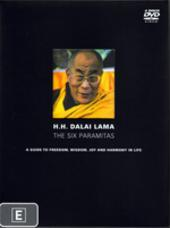 Dalai Lama, H.h.: The Six Paramitas (4 Disc) on DVD
