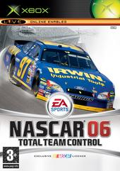 NASCAR 06: Total Team Control for Xbox