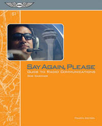 Say Again, Please: Guide to Radio Communications by Bob Gardner image