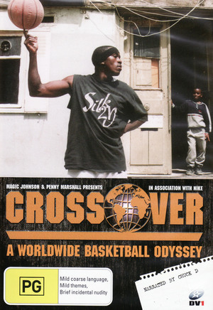 Crossover - A Worldwide Basketball Odyssey on DVD