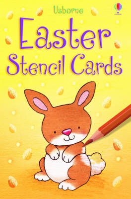 Easter Stencil Cards image