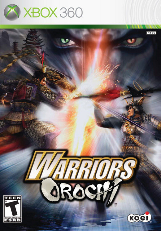 Warriors Orochi for Xbox 360 image