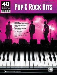 Pop & Rock Piano by Alfred Publishing Staff
