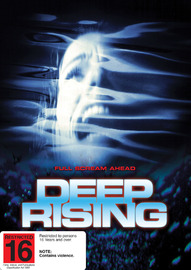 Deep Rising on DVD image