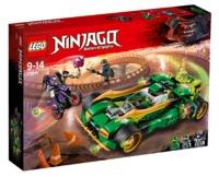 LEGO Ninjago: Ninja Nightcrawler (70641)