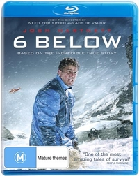 6 Below on Blu-ray