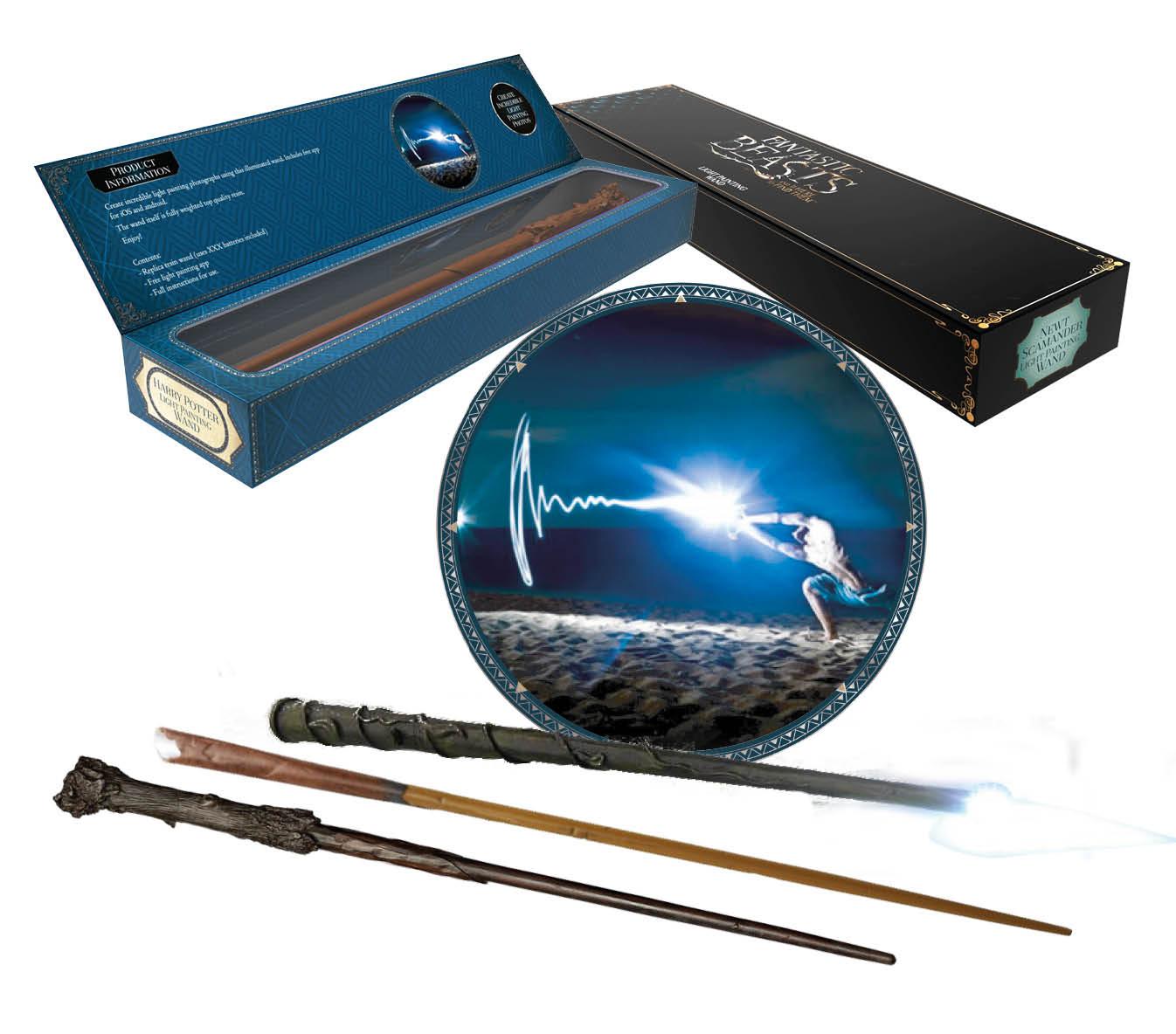 Harry Potter: Light Painting Wand - Harry Potter image