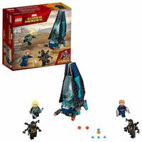 LEGO Super Heroes: The Outrider Dropship Attack (76101)