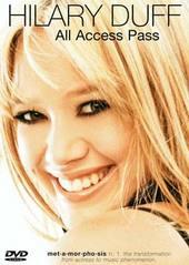 Hilary Duff - All Access Pass on DVD