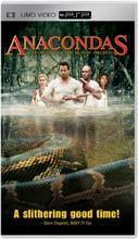 Anacondas: The Hunt for the Blood Orchid for PSP