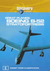 Great Planes: Boeing B-52 on DVD