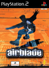 AirBlade for PlayStation 2