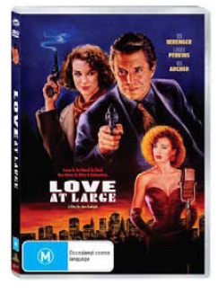 Love at Large on DVD