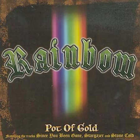 Pot Of Gold by Rainbow