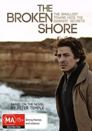 The Broken Shore on DVD