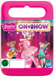 Angelina Ballerina: On With the Show! DVD