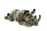 Lying Rhino Plush - 47 cm