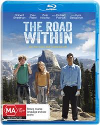 The Road Within on Blu-ray