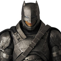 Batman vs Superman: MAFEX Armoured Batman - Articulated Figure