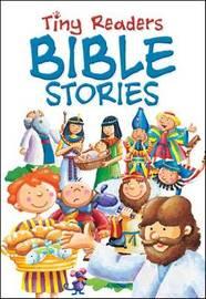 Tiny Readers Bible Stories by Karen Williamson