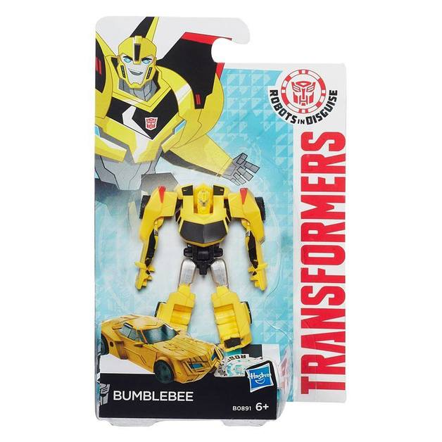 Transformers Robots In Disguise - Legion - Bumblebee