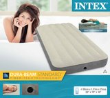 Intex: Twin Deluxe - Single-High Airbed