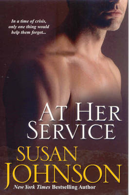 At Her Service by Susan Johnson image